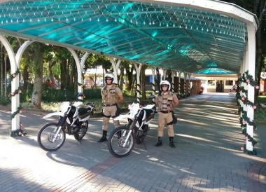 Polícia Militar: Rocam voltou às ruas de Araranguá